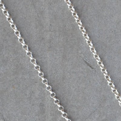 90cm Medium Link Chain