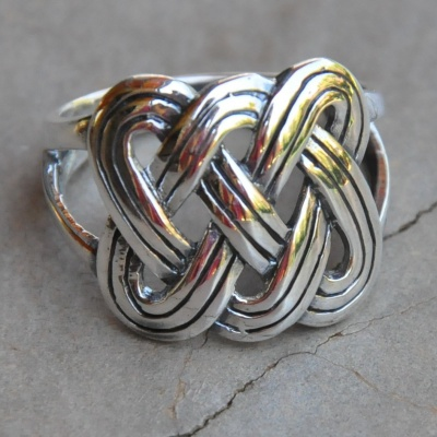 Weaved Ring