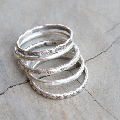 5 Piece Stack Ring