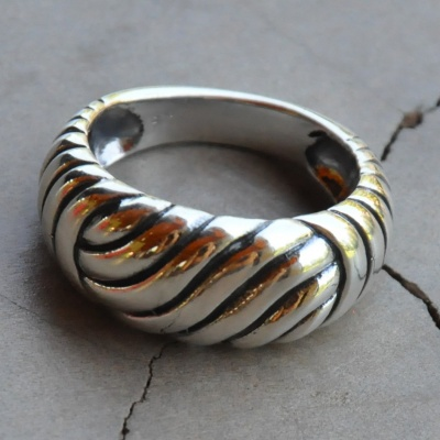 Rope Detail Ring